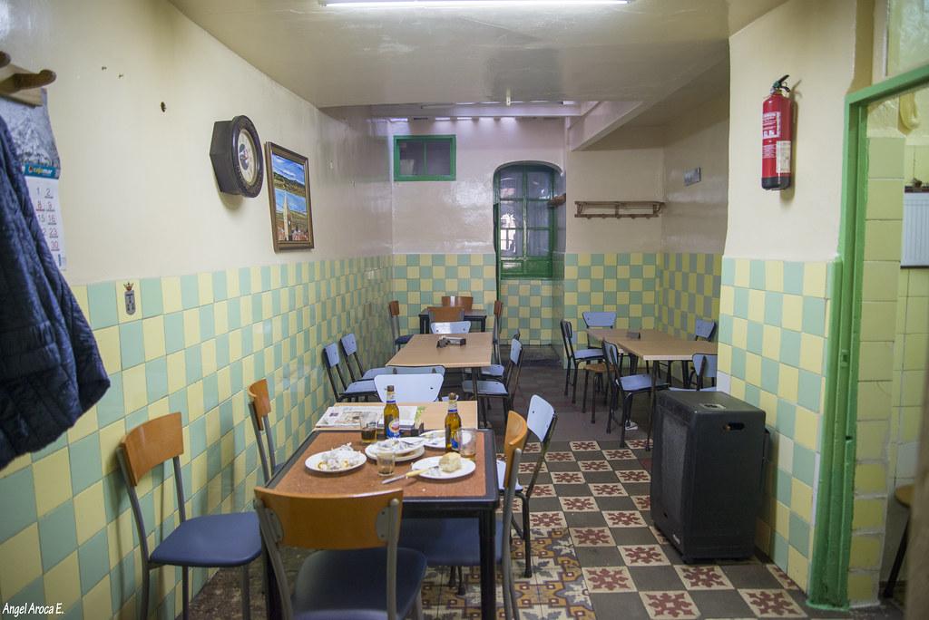 Bar Vidal, Calle muelle, Albacete