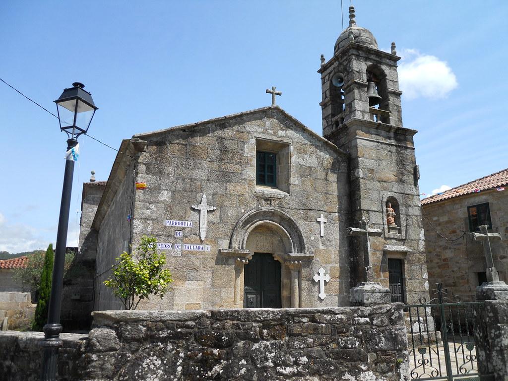 Iglesia De San Pedro De T 225 Llara Construida En El Siglo