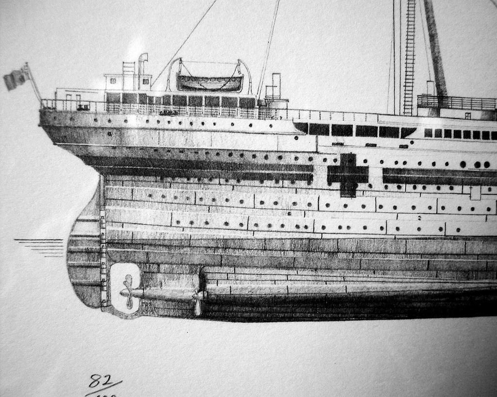 hmhs Hmhs britannic (/ b r ɪ ˈ t æ n ɪ k /) was the third and final vessel of the white star line's olympic class of steamships and the second to bear the name britannic she was the fleet mate of both the rms olympic and the rms titanic and was intended to enter service as a transatlantic passenger liner britannic was launched just before the start of the first world war.