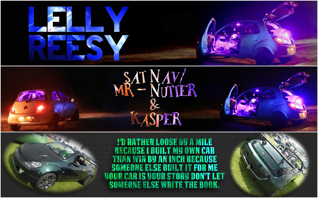 Ford Ka Owners Club Banners By Lelly Reesy