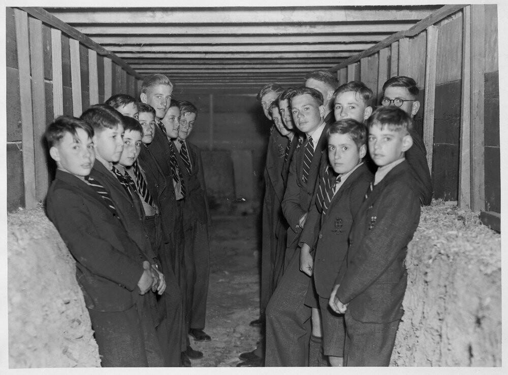 Boys Of The Sydney Church Of England Grammar School Flickr