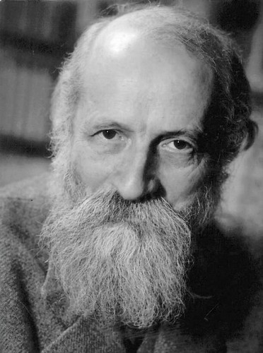 Martin Buber portrait | by On Being