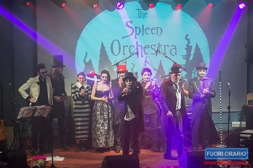 16/02/2013 The Spleen Orchestra al Fuori Orario