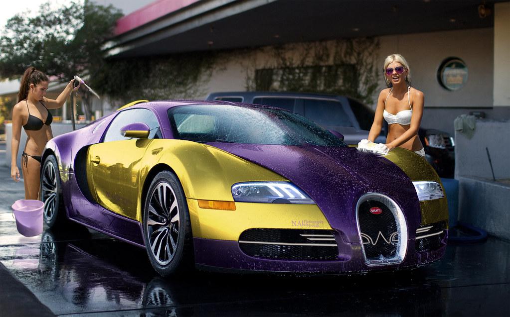 Bugatti Veyron Golden Pearl | www.flickr.com/photos/jha2121 ...
