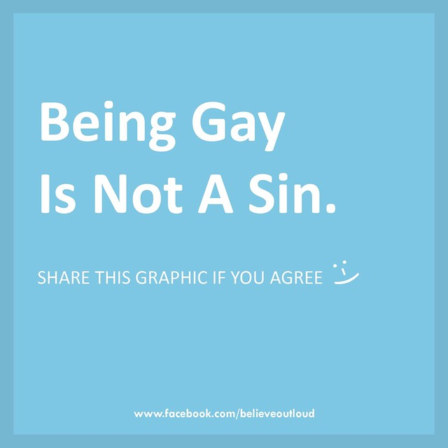 Being Gay A Sin 98
