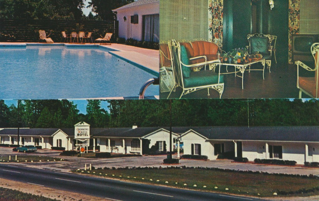 Colonial Manor Motel - Brewton, Alabama