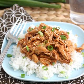 Slow Cooker Honey Sesame Chicken | by Tracey's Culinary Adventures