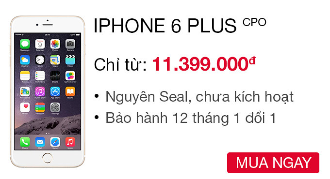 Apple iPhone 6 Plus - CellphoneS