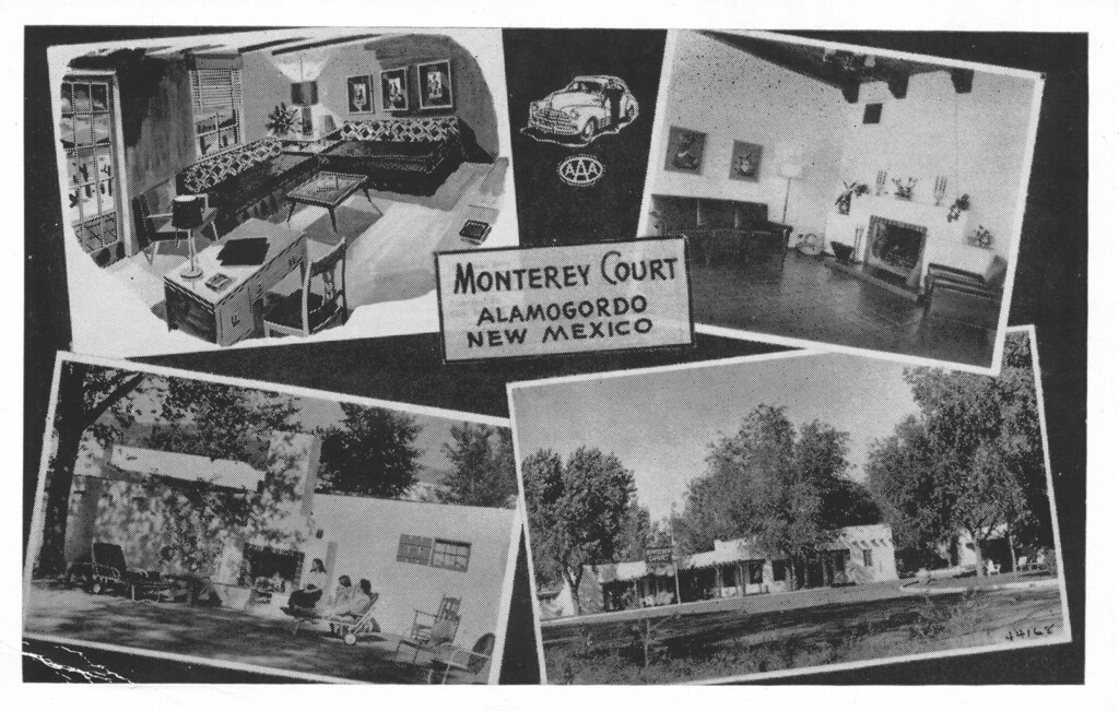 Monterey Court - Alamorgordo, New Mexico