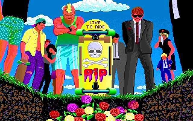 California Games II (1992 / Epyx / Amiga)