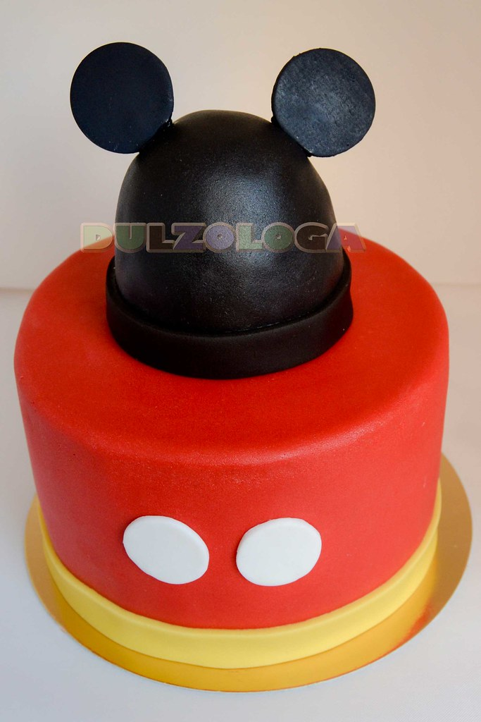 Mickey Mouse Head Cake Pan