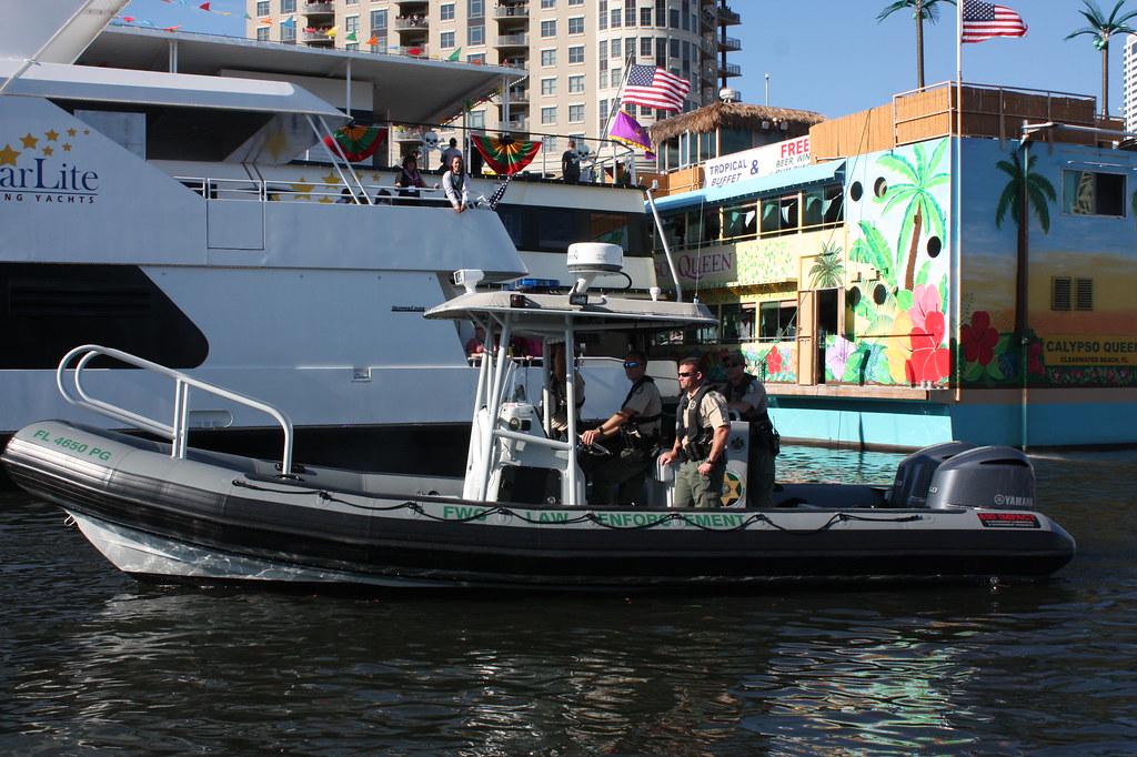 Gasparilla 3 florida fish and wildlife flickr for Florida fish and wildlife jobs