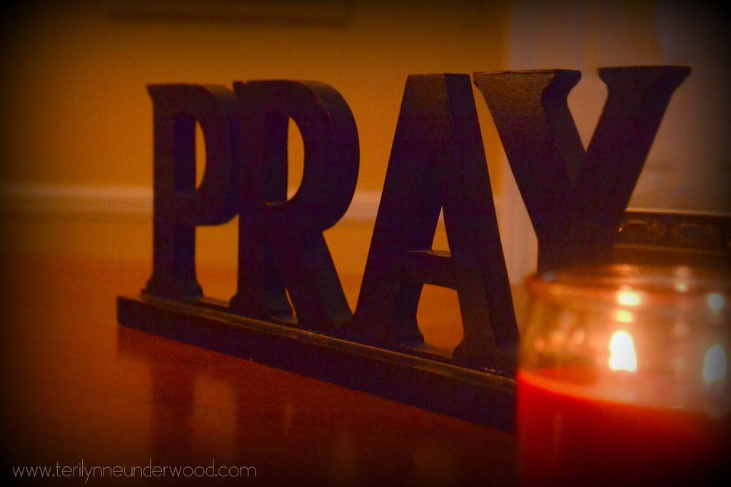 Pray Teri Lynne Underwood Flickr
