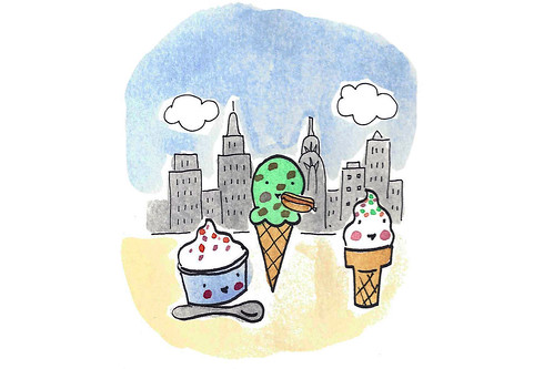 NYC ice cream | by cakespy