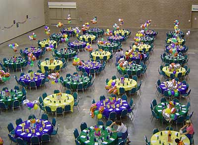Banquet Style Seating in the Exhibit Hall | Book Your Next E… | Flickr