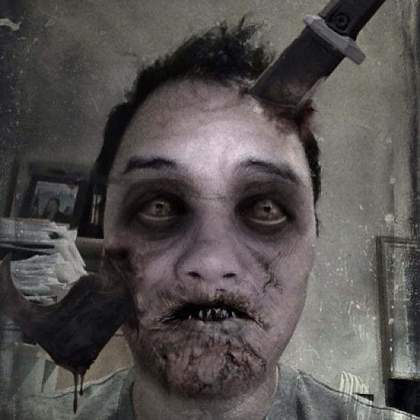 jerry walker the walking dead resumes this sunday zombie flickr