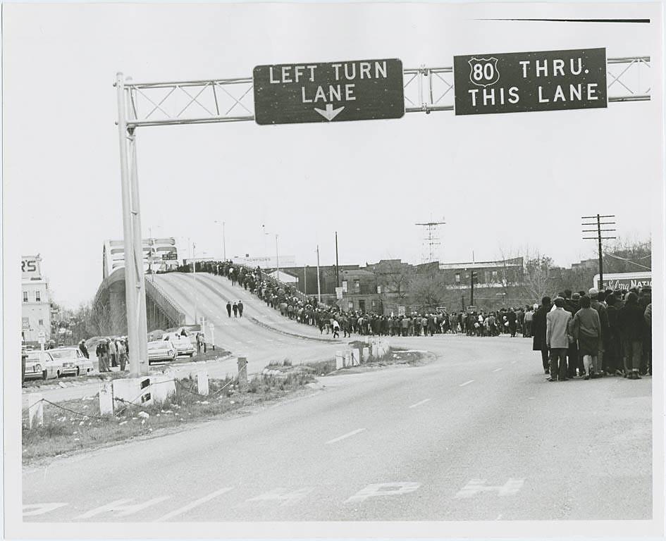 Alabama Civil Rights Movement Selma To Montgomery March