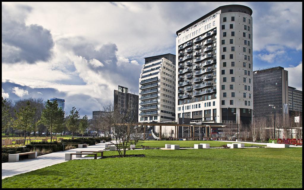 New Apartments Birmingham