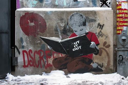 alias banksy cut it out neuro street art berlin 0512 ps. Black Bedroom Furniture Sets. Home Design Ideas