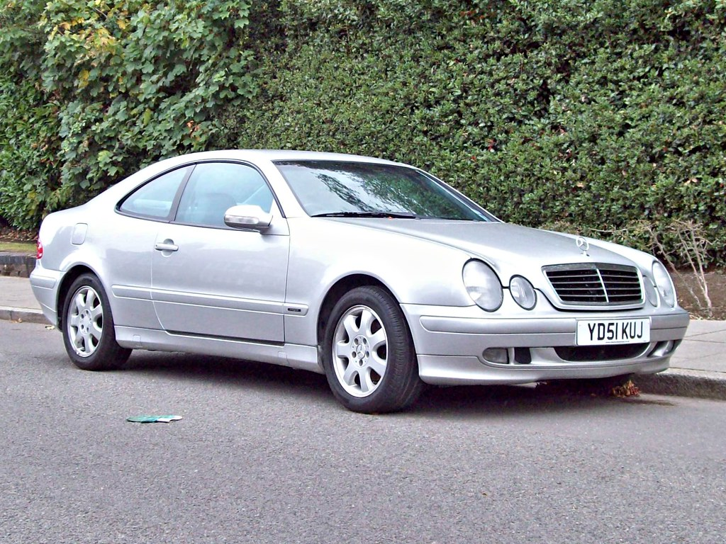 205 mercedes clk 200 avantgarde kompressor 2001 mercedes flickr. Black Bedroom Furniture Sets. Home Design Ideas