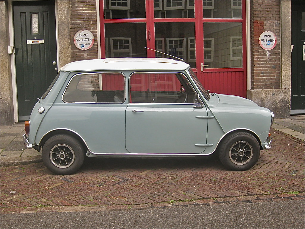 1966 austin mini cooper s mk1 the one and only fast and fa flickr. Black Bedroom Furniture Sets. Home Design Ideas