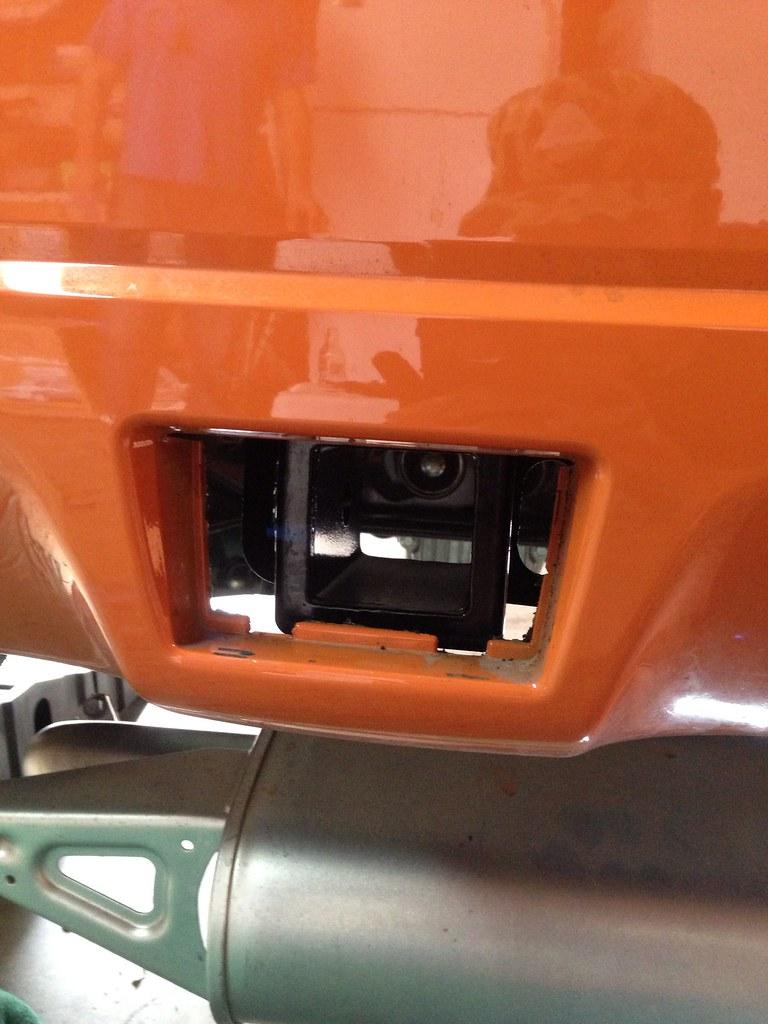 Torklift Eco hitch install crosstrek | Hayden Crider | Flickr