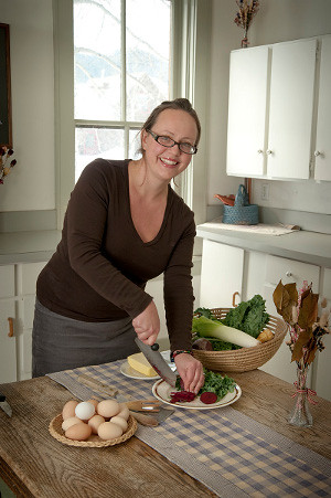 jenny mcgruther of nourished kitchen by cheeseslave - Nourished Kitchen
