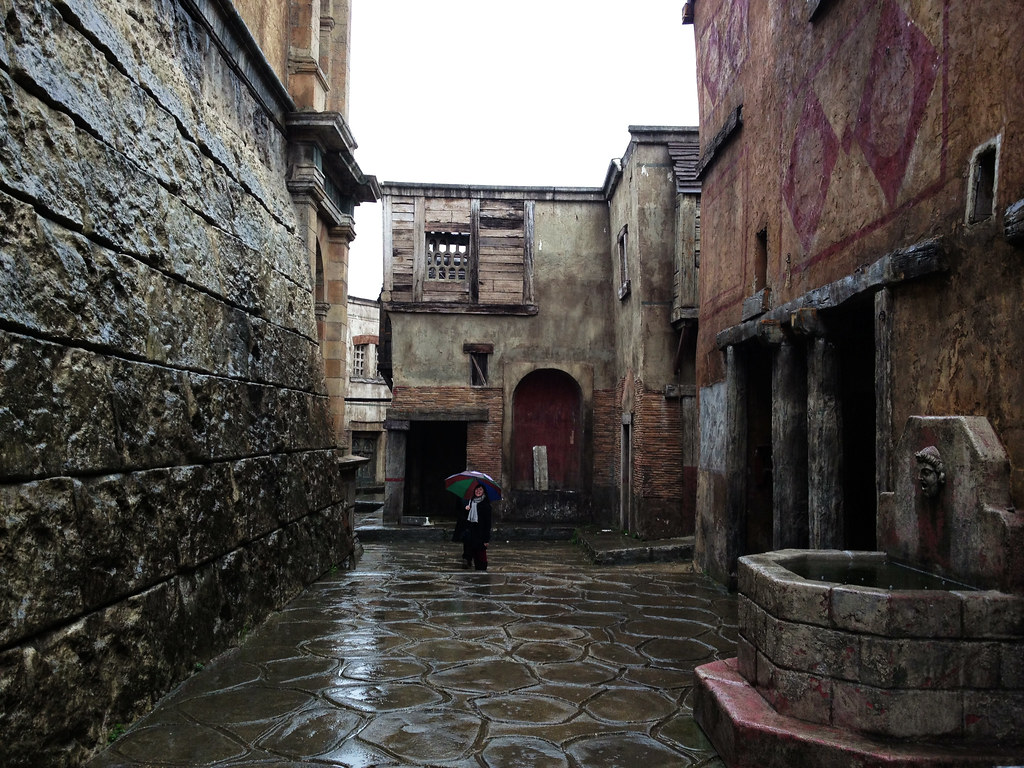 Streets Of Ancient Rome 2 Set Of Rome Pearl Su Maleta