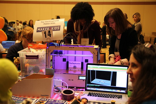 Maker Stations - MaketoLearn Symposium | by Digital Media & Learning Research Hub
