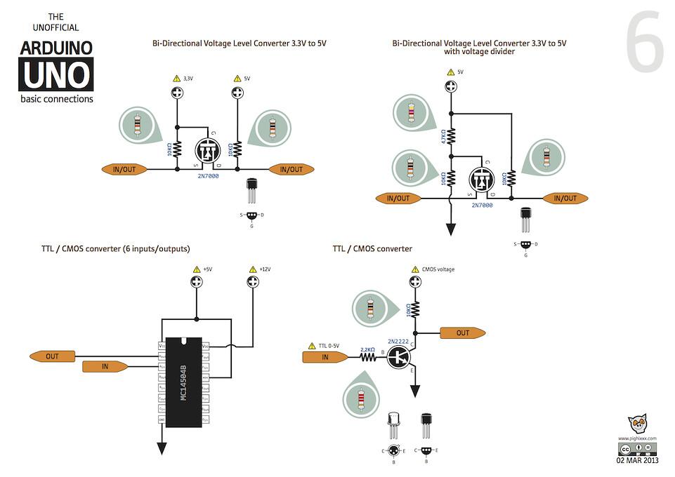 H-bridge drive mosfet arduino - Forum