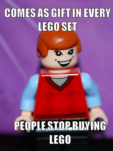 bad luck brian hope this doesnt happen haha lego meme