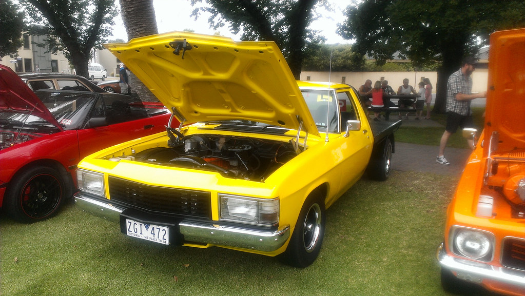 1981 Holden Wb Ute Very Nice Wb Holden Ute That Was At
