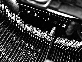Typewriter | by Mattia Voltolini