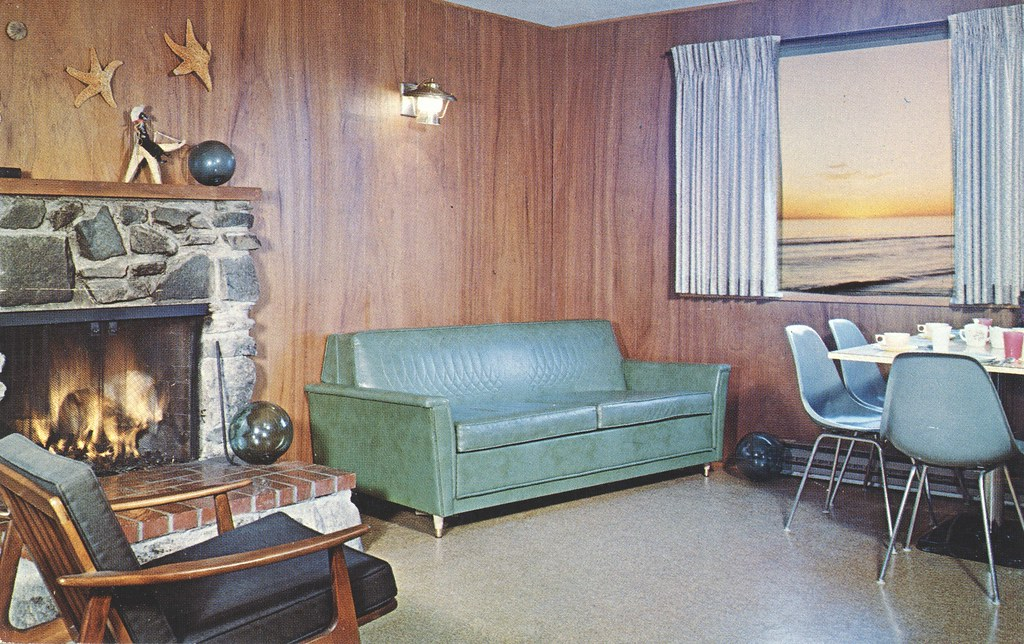 Terry-A-While Motel - Waldport, Oregon