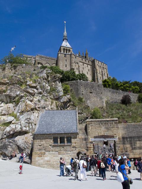 Mont Saint Michel 201687