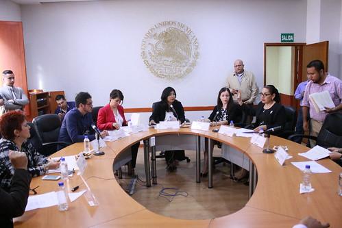 19 Septiembre 2016 Sesión de la Comisión de Cultura