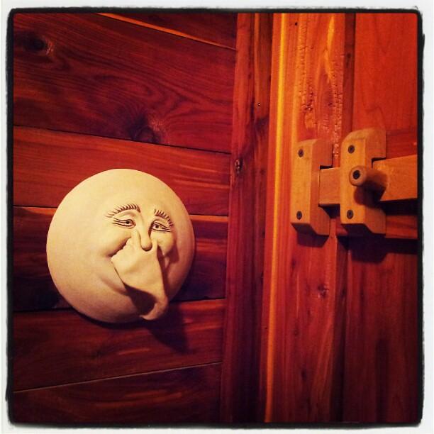 Funny bathroom art stinky funny bathroom art for Funny bathroom photos