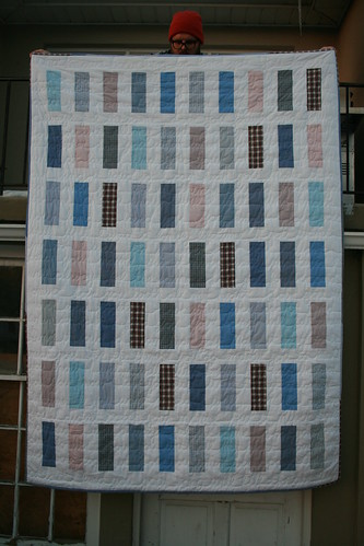 Man Quilt number 2 | by Leigh - leedle deedle quilts