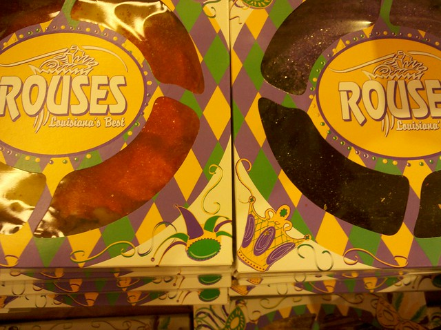 Rouses King Cake Flavors