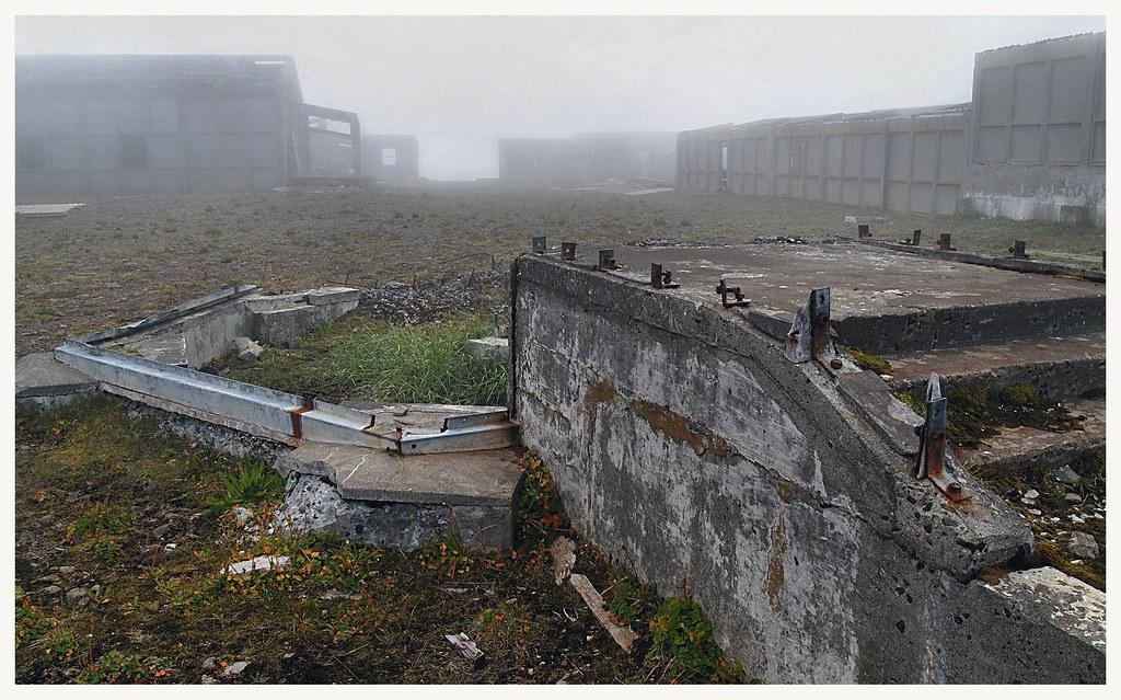 Radar Station Straumnesfjall Abandoned Us Radar Station