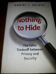 Nada que ocultar