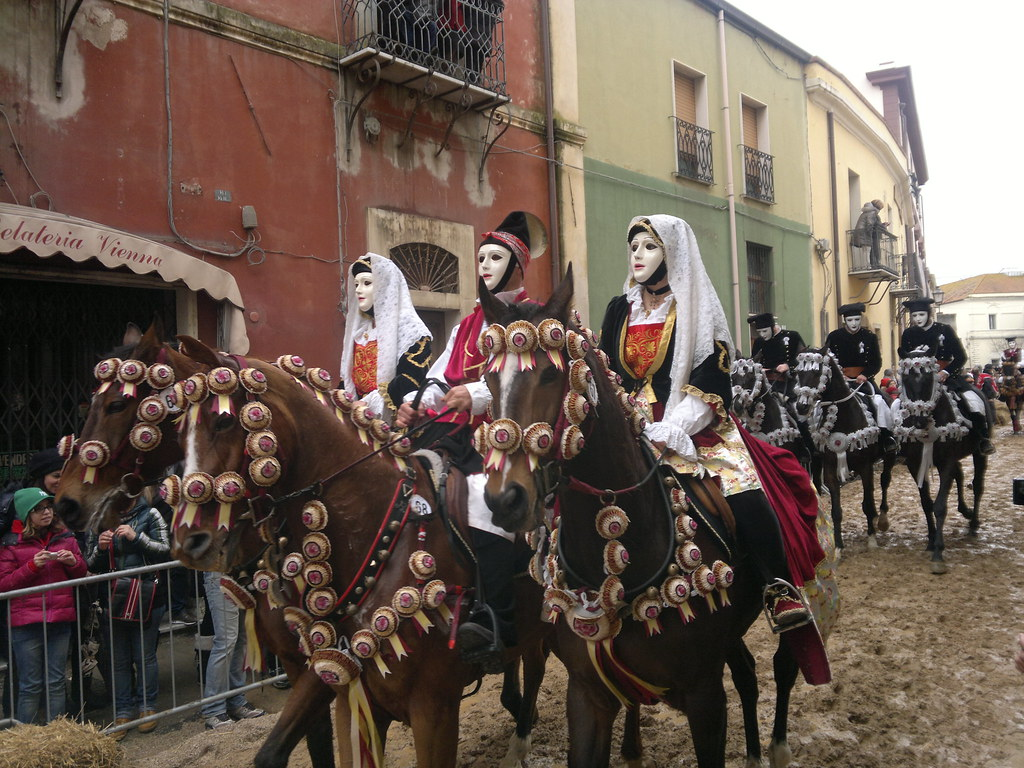 Sa Sartiglia 2013 - Oristano