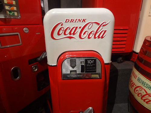 vintage-coke-machine | by quirkytravelguy