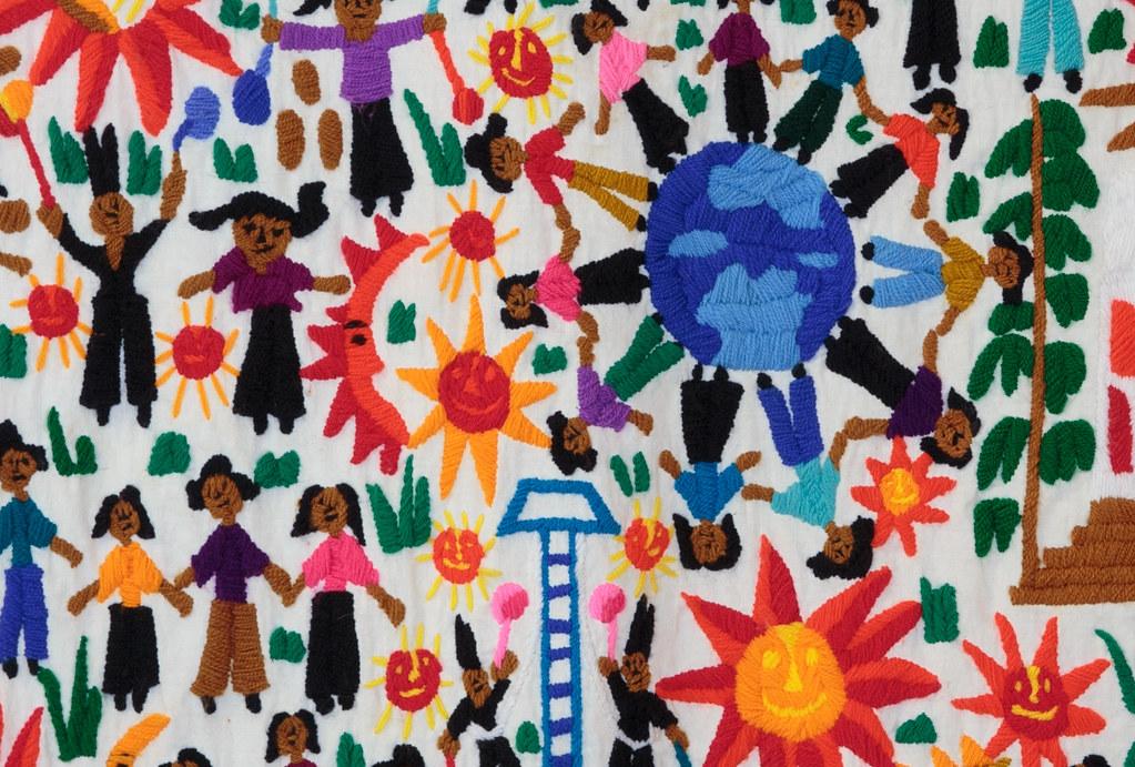 Tapestry 2004 Guatemalan Tapestry 2004