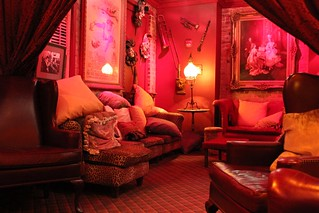 Muriel S New Orleans Seance Room
