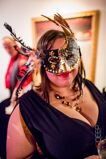 Red Room Masquerade | by Seattle Erotic Art Festival