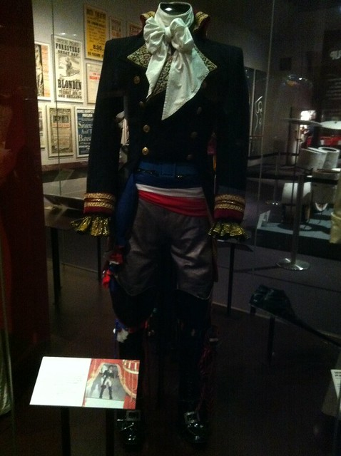 adam ant s prince charming costume flickr photo