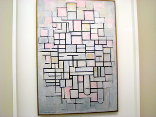 Piet Mondriaan, Composition No.IV Compositie 6 | by ekenitr