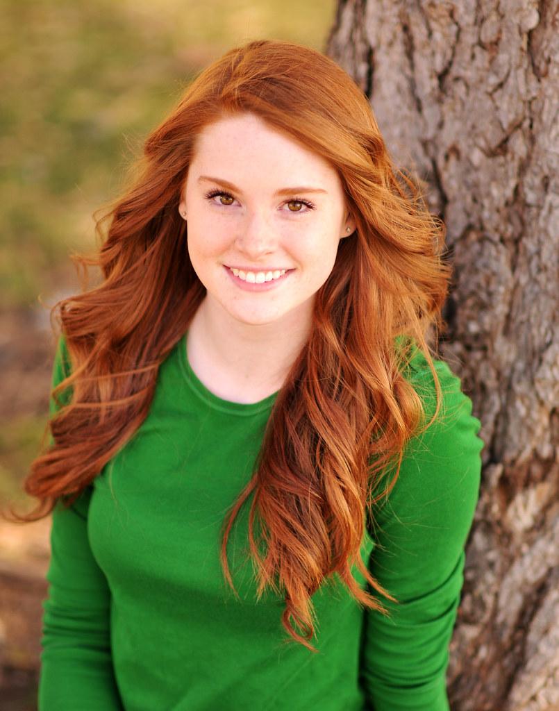 Amy E Redhead Model DSC_9405