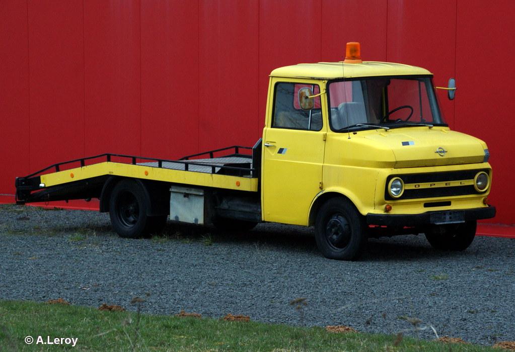 Opel Blitz Abschleppwagen Embken 24 03 2013 Alex Leroy